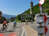 Einfahrt nach Grosotto am Fuß vom Passo Mortirolo